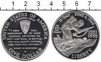 Изображение Монеты США 1 доллар 1993 Серебро Proof
