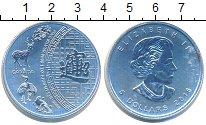Изображение Мелочь Северная Америка Канада 5 долларов 2016 Серебро UNC