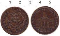 Изображение Монеты Северная Америка США 1 цент 1835 Медь VF