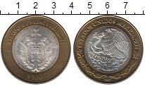 Изображение Монеты Северная Америка Мексика 100 песо 2003 Биметалл UNC-
