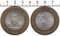 Изображение Монеты Мексика 100 песо 2005 Биметалл UNC- Штат Дуранго (Центр