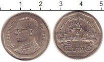Изображение Монеты Азия Таиланд 5 бат 1989 Медно-никель XF