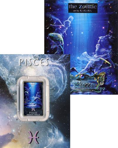 Изображение Подарочные монеты Новая Зеландия Ниуэ Знаки зодиака 2012 Серебро Proof