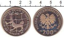 Изображение Монеты Польша 200 злотых 1985 Серебро UNC