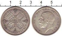 Изображение Монеты Великобритания 1 флорин 1933 Серебро XF Георг V.
