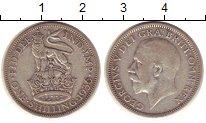 Изображение Монеты Европа Великобритания 1 шиллинг 1936 Серебро XF