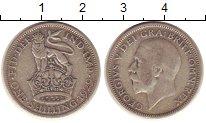 Изображение Монеты Европа Великобритания 1 шиллинг 1929 Серебро VF