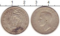 Изображение Монеты Великобритания 1 шиллинг 1941 Серебро VF