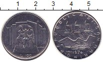 Изображение Монеты Европа Сан-Марино 100 лир 1976 Железо XF