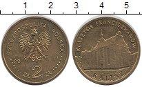 Изображение Монеты Польша 2 злотых 2011 Латунь UNC- Калиш