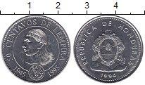 Изображение Мелочь Северная Америка Гондурас 50 сентаво 1994 Медно-никель UNC