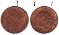 Изображение Монеты Великобритания Жетон 1908 Медь UNC- Содружество. Эдвард