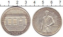 Изображение Монеты Венесуэла 100 боливар 1983 Серебро XF