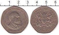 Изображение Монеты Африка Кения 5 шиллингов 1985 Медно-никель XF
