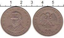 Изображение Монеты Европа Польша 20 злотых 1974 Медно-никель XF