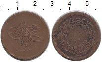 Изображение Монеты Турция 10 пар 1855 Медь VF