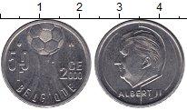 Изображение Мелочь Европа Бельгия 50 франков 2000 Медно-никель XF+