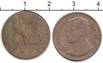 Изображение Дешевые монеты Таиланд 1 бат 1999 Медно-никель XF-