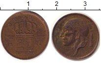Изображение Дешевые монеты Бельгия 20 сентим 1954 Медь XF-