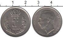 Изображение Дешевые монеты Люксембург 5 франков 1979 Медно-никель XF