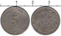 Изображение Дешевые монеты Европа Германия 5 пфеннигов 1900 Железо F