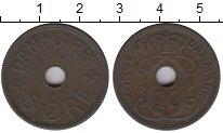 Изображение Монеты Европа Дания 5 эре 1928 Бронза XF