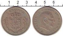Изображение Монеты Европа Дания 5 крон 1961 Медно-никель XF