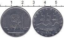 Изображение Монеты Европа Сан-Марино 100 лир 1976 Медно-никель UNC-