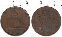 Изображение Монеты Бельгия 2 сантима 1874 Бронза VF
