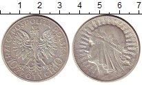 Изображение Монеты Европа Польша 10 злотых 1932 Серебро XF