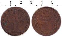 Изображение Монеты Европа Великобритания 1/2 пенни 1795 Медь XF-
