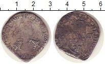 Изображение Монеты Европа Франция 1/4 экю 1603 Серебро VF