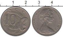 Изображение Дешевые монеты Австралия и Океания Австралия 10 центов 1975 Медно-никель XF