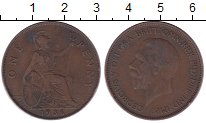 Изображение Дешевые монеты Европа Великобритания 1 пенни 1936 Медь XF-