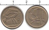 Изображение Дешевые монеты Европа Испания 5 песет 1992 Медно-никель XF