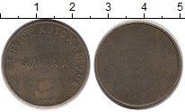 Изображение Дешевые монеты Франция жетон 1980 Латунь VF+