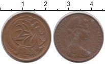 Изображение Дешевые монеты Австралия 2 цента 1978 Латунь XF