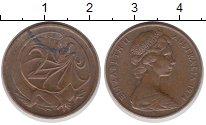 Изображение Дешевые монеты Австралия 2 цента 1974 Медь VF
