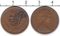 Изображение Дешевые монеты Австралия 2 цента 1976 Медь VF-