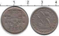 Изображение Дешевые монеты Европа Португалия 5 эскудо 1981 Медно-никель XF