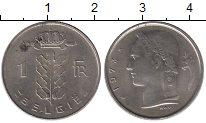 Изображение Дешевые монеты Европа Бельгия 1 франк 1973 Медно-никель XF