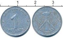 Изображение Дешевые монеты Европа Германия 1 пфенниг 1952 Алюминий XF