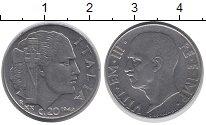 Изображение Дешевые монеты Италия 20 сентесим 1942 Медно-никель XF