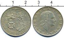 Изображение Дешевые монеты Европа Италия 200 лир 1993 Латунь XF