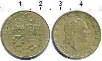 Изображение Дешевые монеты Италия 200 лир 1993 Латунь XF