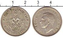 Изображение Монеты Европа Великобритания 1 шиллинг 1946 Серебро XF