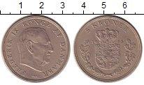 Изображение Монеты Дания 5 крон 1965 Медно-никель XF Фредерик IX