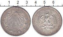 Изображение Монеты Северная Америка Мексика 1 песо 1934 Серебро XF