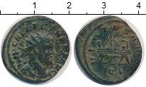 Изображение Монеты Древний Рим 1 антониниан 0 Бронза XF- Аллект  (293-296)