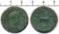 Изображение Монеты Древний Рим 1 асс 0 Бронза VF+